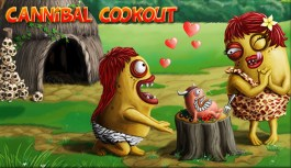 Cannibal Cookout iPhone App Review – Video