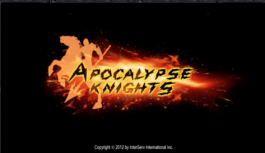 Apocalypse Knights – Endless Fighting with Blessed Weapons and Sacred Steeds: Review