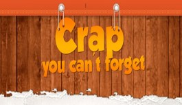 Crap You Can't Forget – Review