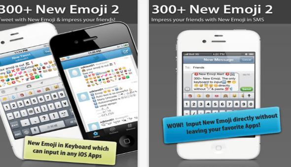 Unlock Over 300 Emoji Icons With Emoji 2 - 300+ New Emoji 2