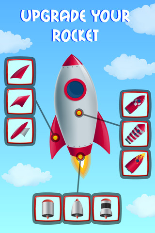 Blast Off Into Space With iOS App Rocket Space - Review