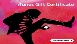 iPhoneGlance Exclusive Giveaway – Win a £10 iTunes Gift Card