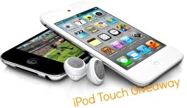 Contest: Win an iPod Touch or an iPad