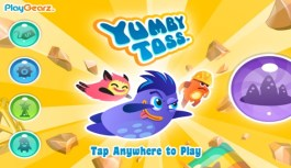 Yumby Toss, Toss These Cuties Around iOS Review