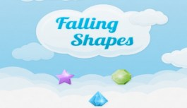 Falling Shapes, A Fun Learning Game for Kids – Video Review