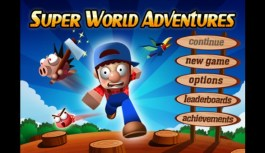 FAA's Free App of the Day – Super World Adventures