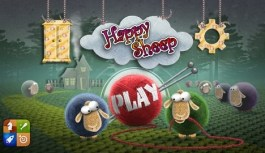 Arcade action gets global with Happy Sheep for iOS!