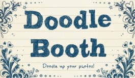 Doodle Booth allows you to add Doodle stickers to your Photos – Review