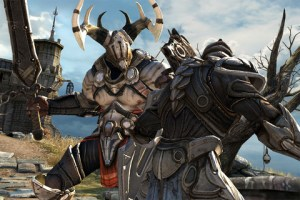 Infinity Blade Image One