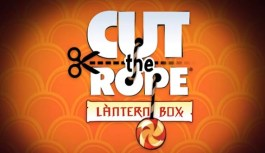 "Celebrate Chinese New Year with Cut the Rope ""Lantern"" box"