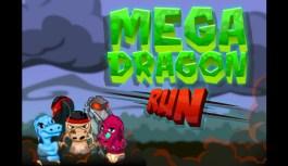 Platforming arcade action heats up on iOS with Mega Dragon Run!