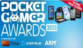 Pocket Gamer Awards 2013 Winners Announced