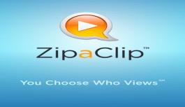 ZipaClip – Secure Video Sharing