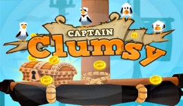 Captain Clumsy needs your help – Review