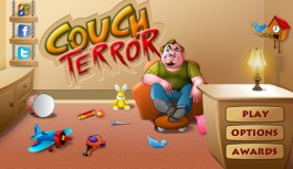 Annoy Uncle Mike in Couch Terror – Review