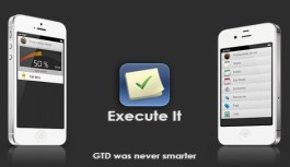 Keep Track of your Tasks with iOS App Execute It – Review