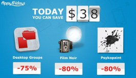 More discounted MacApps for you to grab courtesy of AppyFridays
