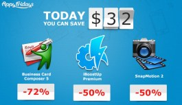 $32 off on great Mac apps on AppyFridays this Weekend