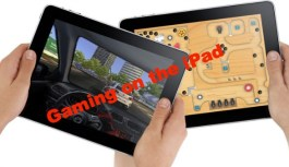 Gaming on the iPad