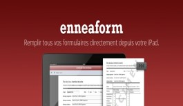 Practical paperless form creation & filing comes to iOS with enneaform 1.2.1