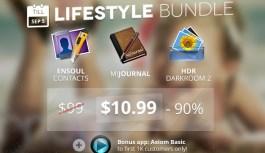 AppyFridays Lifestyle bundle lets save $88!