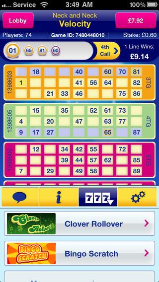 Gala bingo mobile login