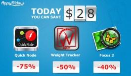 Mac App Store deals from AppyFridays