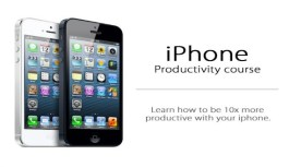 Learn To Maximize Your iPhone Productivity [Daily Deals]