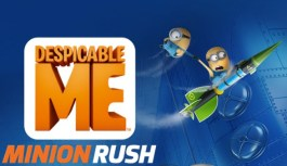 Despicable Me: Minion Rush HD Gameplay