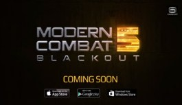 Modern Combat 5 Trailer Revealed and it looks amazing