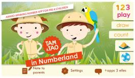 'Numberland' Has Your Child's Number When it Comes to Learning – App Review