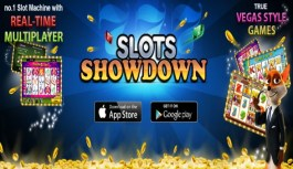 Slots Showdown: Awesome Slots app with Unique Multiplayer mode
