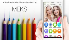 MEKS, A Simple Social Networking App That Does it All – Review
