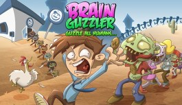 Recruit Zombies To Your Conga Line with Brain Guzzler