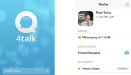 4talk's Free Cloud Messaging Service: The Angel's in the Details…