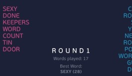 FastWord: Not Your Daddy's Scrabble