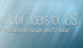 MobiFolders is the fastest, most intuitive file manager for iPad: Review
