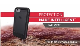 Patriot The Ultimate Impact Protection Case for iPhone
