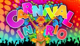 Music And Passion Are Always In Fashion With Parx Online™ Mobile Slots App Carnival In Rio