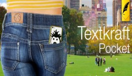 Textkraft Pocket – Read, Write, Research and Share