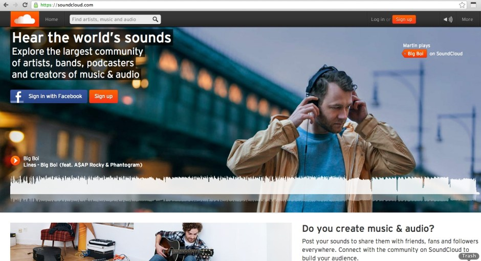 SoundCloud-Login-screen 2