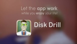 Recover Deleted Files On your Mac OS X With Disk Drill
