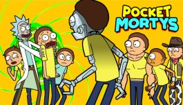 Pocket Mortys – App Review
