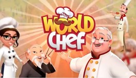 Make your restaurant famous and attract celebrity visitors in World Chef