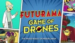 Futurama: Game of Drones – Trailer