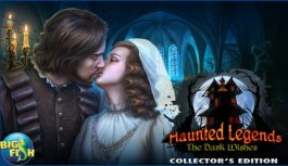 Haunted Legends: The Dark Wishes – A Hidden Object Mystery – Video