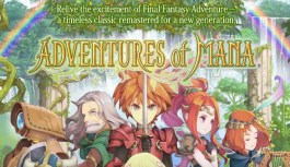 Adventures of Mana, Exciting Final Fantasy Adventure – Trailer