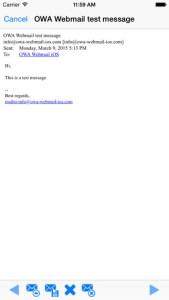 Oowa webmail 1