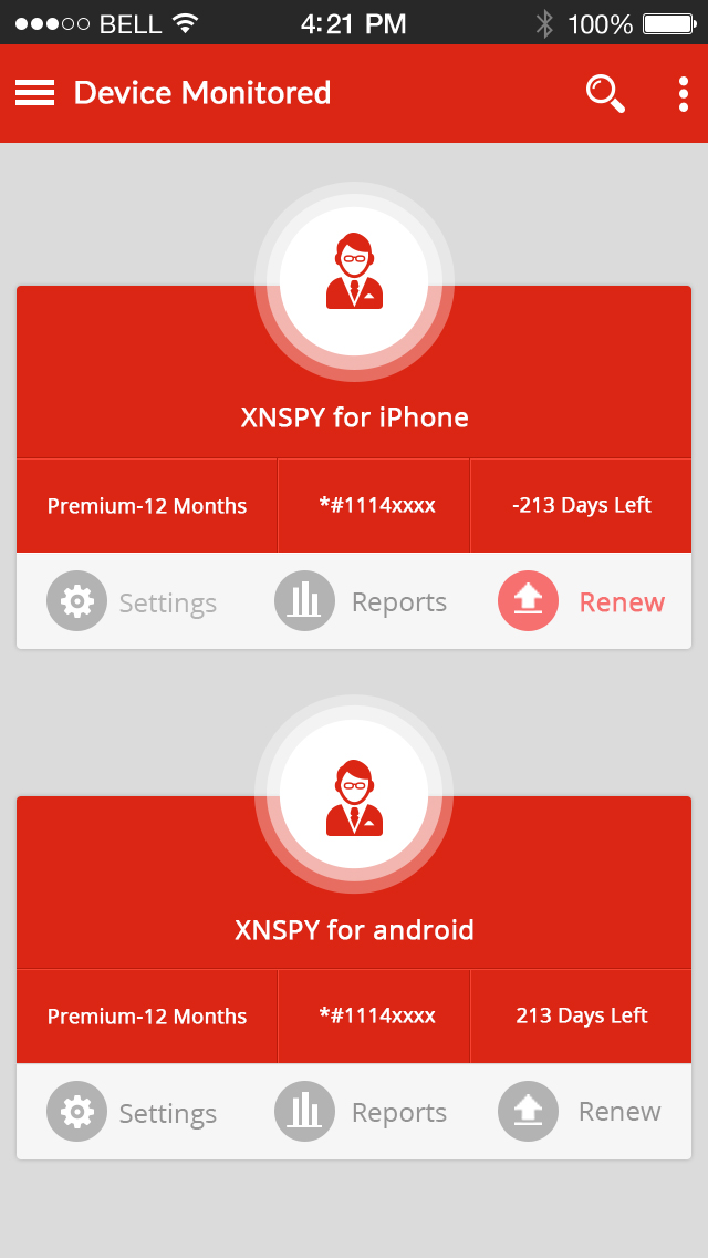 Undetectable Spy App Android