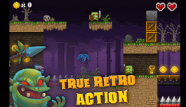 To The Castle – Retro Platformer Anyone Would Enjoy